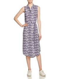 Equipment Tegan Printed Silk Dress at Bloomingdales