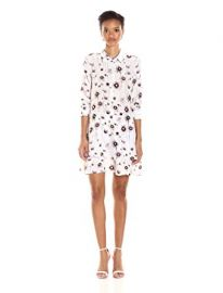 Equipment Women s Natalia Floral Dress at Amazon