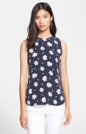 Equipment and39Lyleand39 Print Silk Top at Nordstrom
