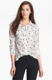 Equipment and39Starry Nightand39 Silk Shirt at Nordstrom