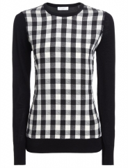 Equipment monochrome check jumper at Avenue 32