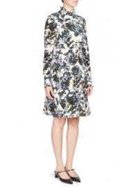 Erdem - Bernette Floral-Print Dress at Saks Fifth Avenue