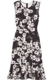 Erdem   Jana floral-print stretch-crepe dress at Net A Porter