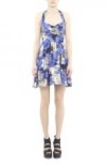Erin Secret Floral Dress at Nicole Miller