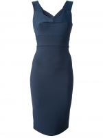 Ermelo fitted dress by Roland Mouret at Farfetch