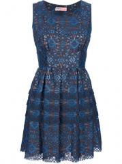 Erotokritos Pleated Dress - at Farfetch