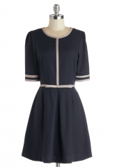 Erynns Flair for the Classics Dress at ModCloth