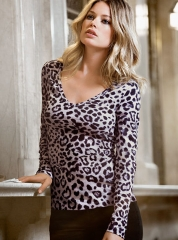 Essential tee in leopard print at Victoria's Secret