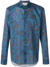Etro Floral Shirt at Farfetch