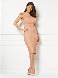 Eva Mendes Collection Roxanna Lace Sheath Dress by New York Company at NY&C
