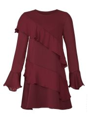 Evony Combo Dress by Parker at Rent The Runway