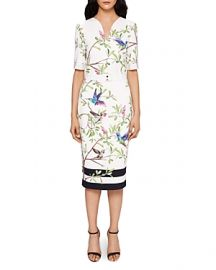 Evrely Highgrove Dress at Ted Baker