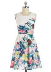 Exotic Elegance Dress at ModCloth
