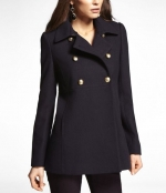 Extremely similar coat from Express at Express