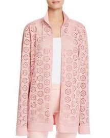 Eyelet Lace Jacket by Fenty by Rihanna at Bloomingdales