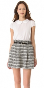 Ezette top by Alice and Olivia at Shopbop