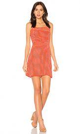 FAITHFULL THE BRAND Ischia Dress in Kivotos Print Red from Revolve com at Revolve