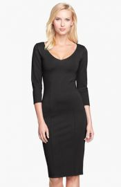 FELICITY andamp COCO Midi Sheath Dress at Nordstrom