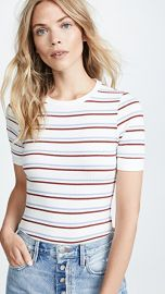 FRAME   039 70s Fitted Tee at Shopbop