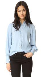 FRAME Button Down Shirt at Shopbop