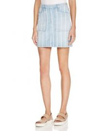 FRAME Le Francoise Denim Skirt at Bloomingdales