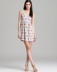 FRENCH CONNECTION Dress - Polka Dots at Bloomingdales