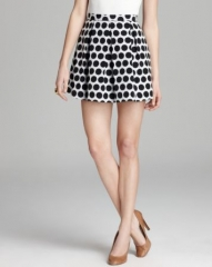 FRENCH CONNECTION Skirt - Fast Sylvie Spot at Bloomingdales