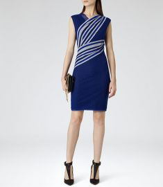 Fabia Dress at Reiss