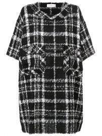 Faith Connexion Checked Shift Dress  1 050 - Buy AW17 Online - Fast Delivery  Price at Farfetch