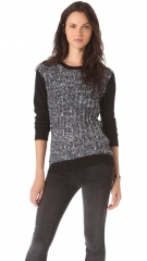 Faith Connexion Papaer Yarn Sweater at Shopbop