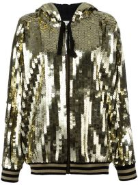 Faith Connexion Sequins Embellished Bomber Jacket  1 624 - Buy SS17 Online - Price at Farfetch