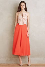 Fara Bow Dress at Anthropologie