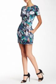 Fast Calliope Printed Dress at Nordstrom Rack
