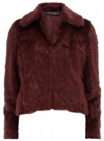 Faux fur jacket like Rubys at Dorothy Perkins