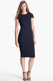 Felicity   Coco Seamed Pencil Dress  Regular   Petite   Nordstrom Exclusive at Nordstrom