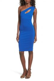 Felicity and Coco   One Shoulder Body-Con Dress   Nordstrom Rack at Nordstrom Rack