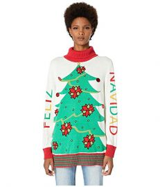 Feliz Navidad Sweater by Whoopi at Zappos