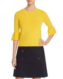 Fenella Bell-Sleeve Top at Bloomingdales