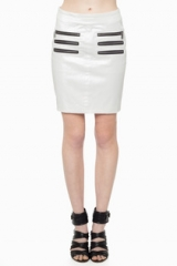 Figurine skirt at Kelly Wearstler