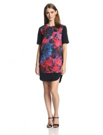 Finders Keepers Floral Dress at Amazon