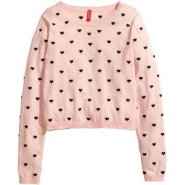 Fine knit sweater at H&M