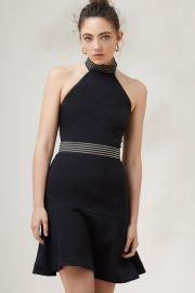 Firelight Halter Mini Dress by Finders Keepers The Label at Finders Keepers