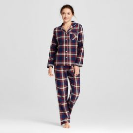 Flannel Pajama Set at Target