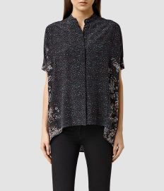Fleet Virgo Shirt at All Saints