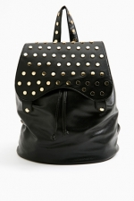 Flip Stud Backpack at Nasty Gal