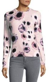 Flora Cotton Cardigan at Lord & Taylor