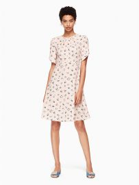 Flora Tulip Dress by Kate Spade at Kate Spade