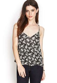 Floral Cami at Forever 21