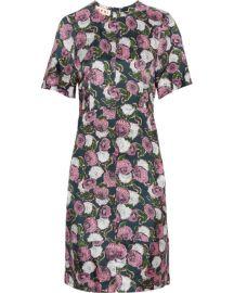 Floral Dress at Yoox