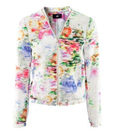 Floral Jacket at H&M